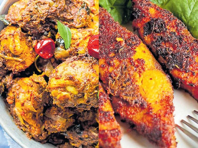 Flavours of Chettinad