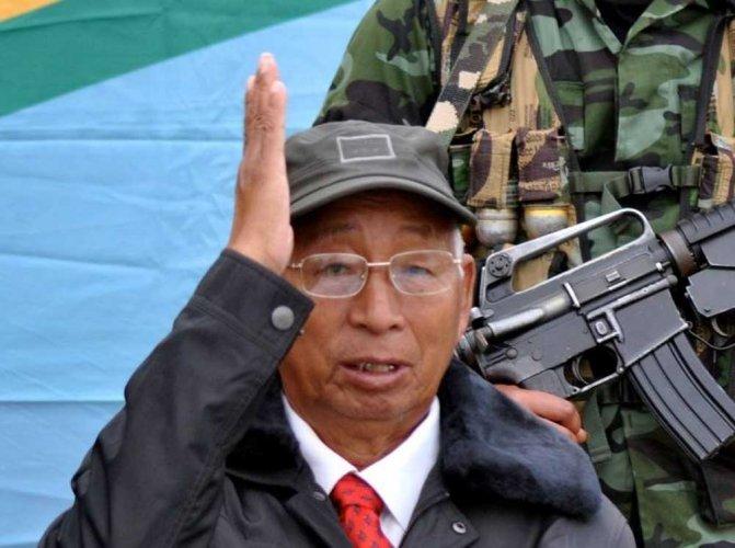 Dreaded NSCN-K chief Khaplang dead