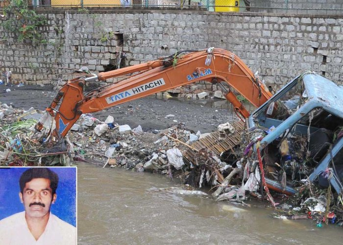Missing JCB driver's wife left in lurch
