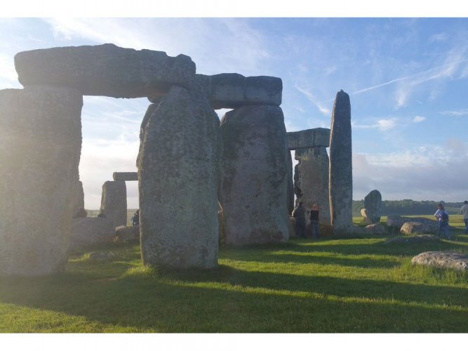Mysterious fire monument in UK predates Stonehenge: study