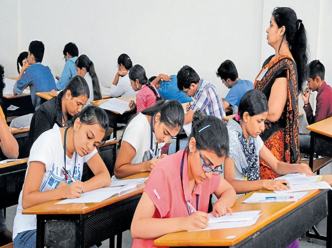 To be debarred from UPSC's future exams if caught with phone in exam hall