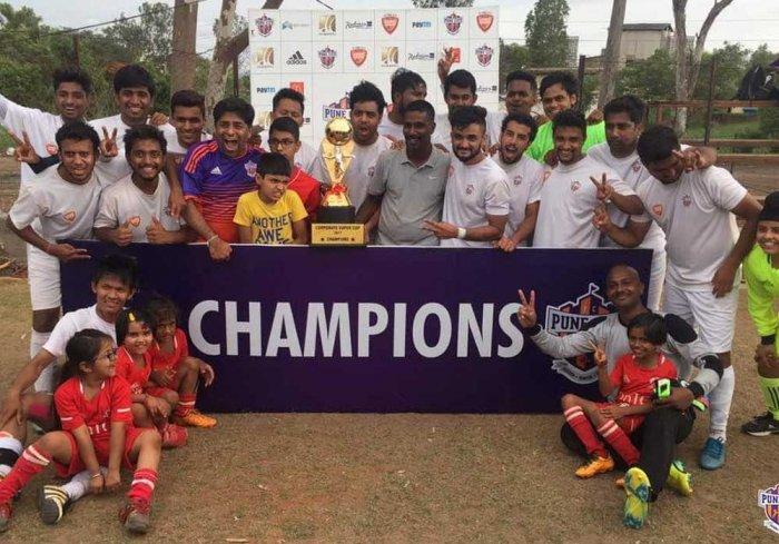 FC Pune beat Bagan to lift u-19 IFA Shield