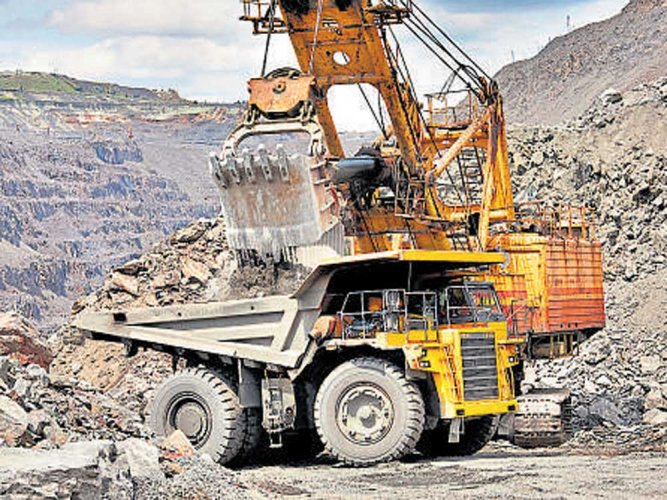 Cental panel, state to decide on raising iron ore cap today