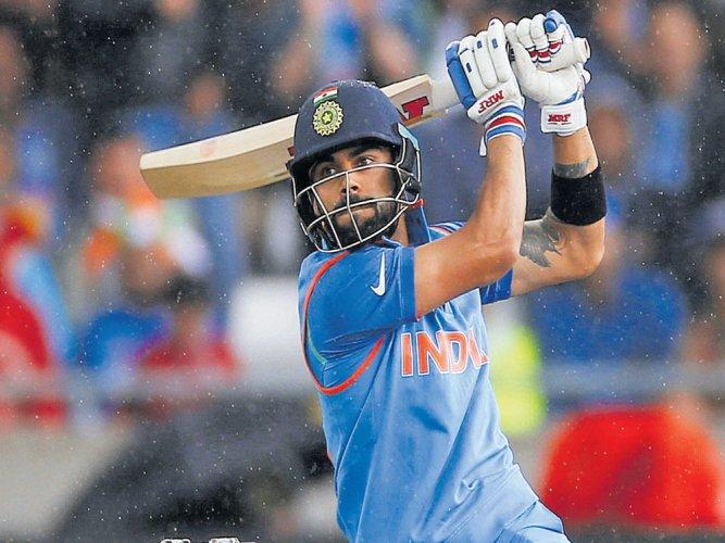 Kohli all praise for bowlers
