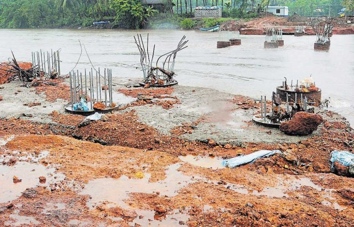 Monsoon advances, heavy rain in parts of state