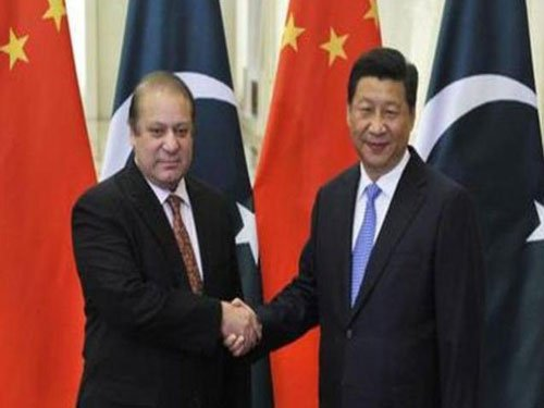 China says Xi-Sharif met 'several times' at SCO, but mum over bilateral meeting