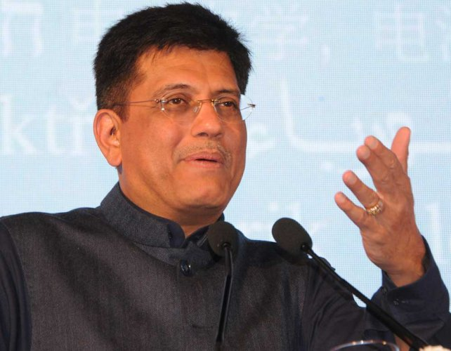 Karnataka should give right to way for power transmission line: Goyal