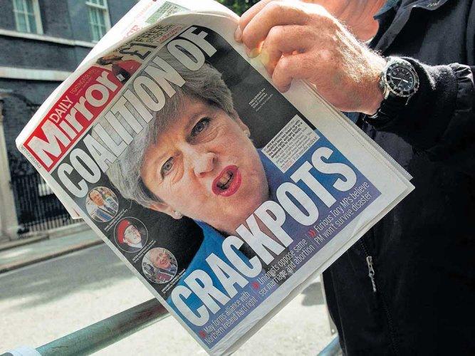 Political stability,  a quaint relic in Britain