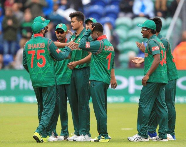 India, Bangla clash in semis