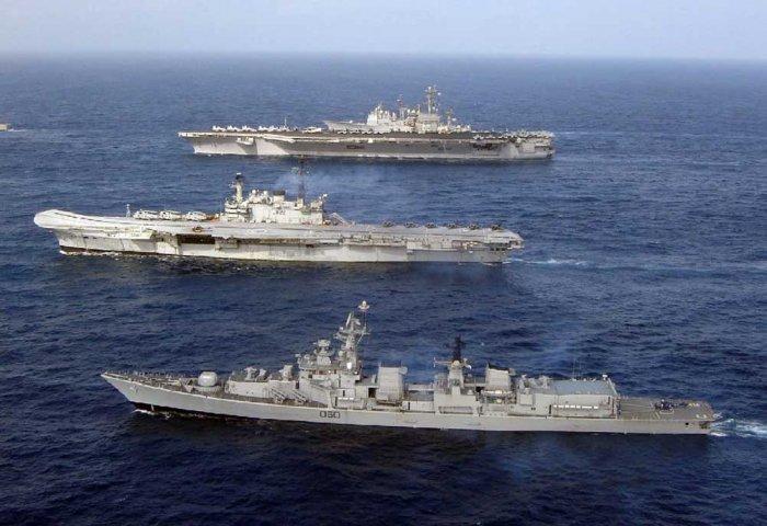India, Oz to hold maritime exercise