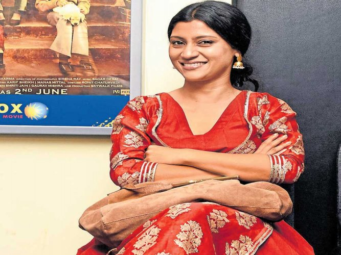 Word of mouth, audience support important for small films, says Konkona