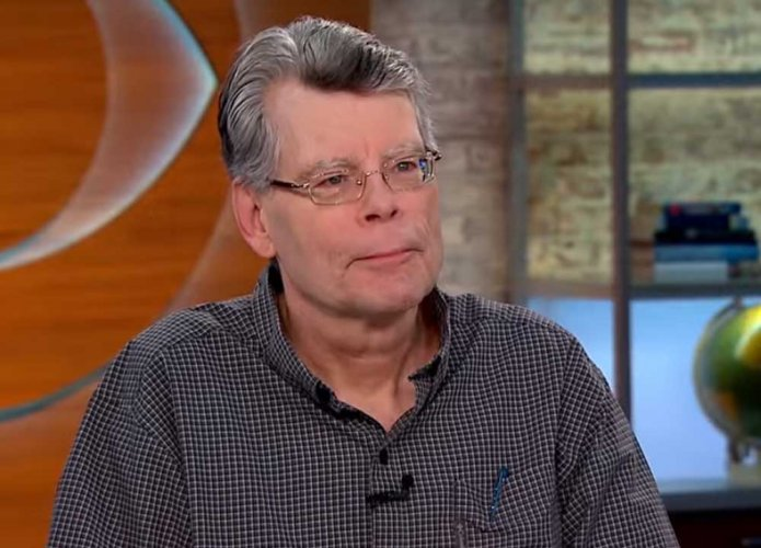Stephen King blocked by Donald Trump's Twitter account