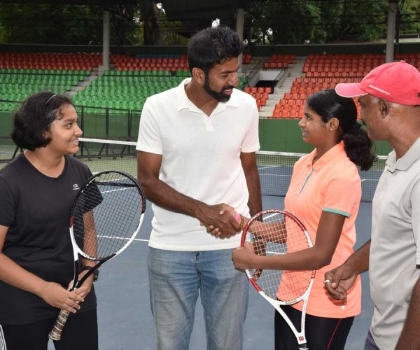 Never give up on dreams is what this win taught me: Bopanna