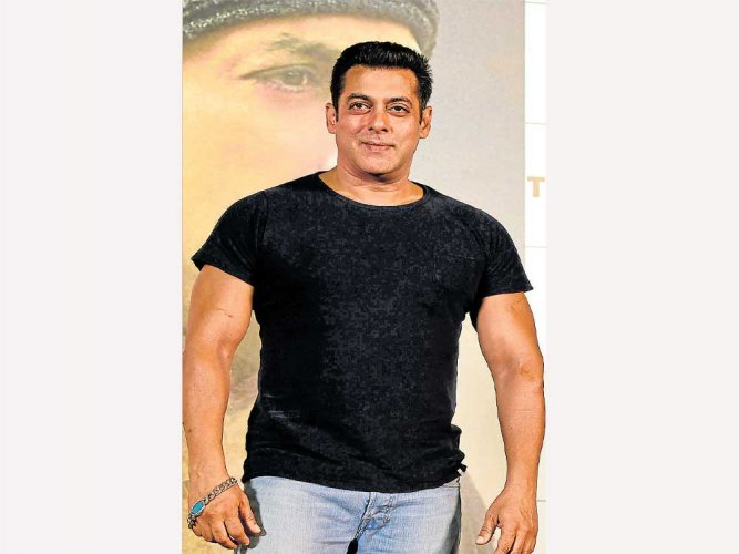 Send warmongers to the front, says Salman Khan