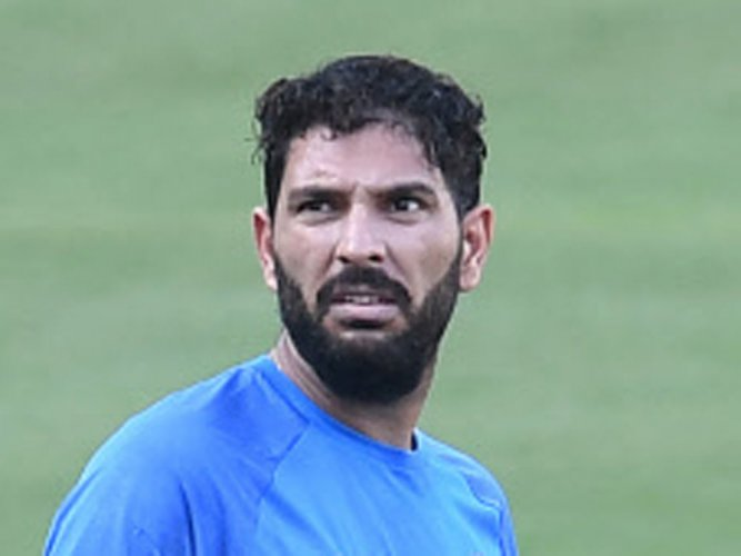 I am alive and that's important, have no regrets: Yuvraj