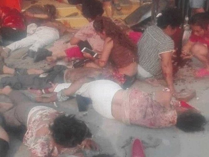 7 killed, 66 injured as blast rocks kindergarten in China