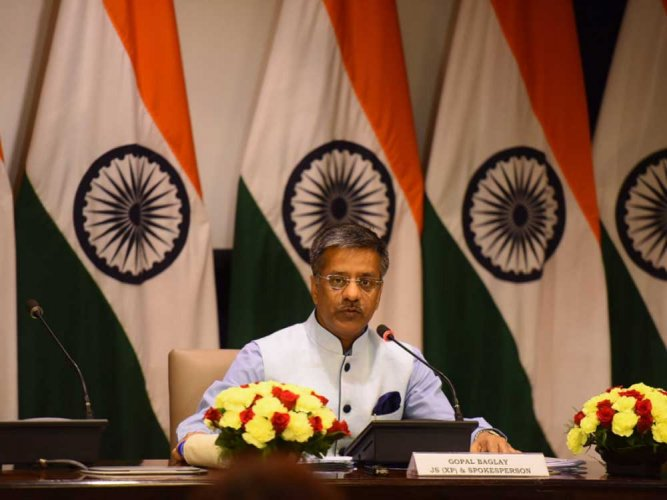 No Putin offer to mediate with Pak, says India