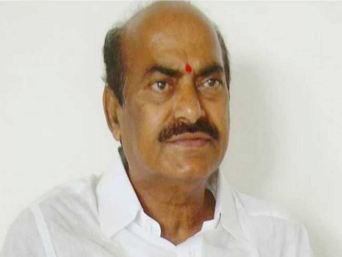 TDP MP Reddy refuses to comment on ruckus at Vizag airport