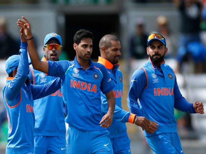 Indian bowlers have their say