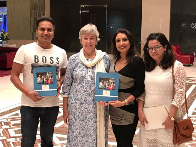 Sachin's mother-in-law & activist Annabel Mehta awarded MBE
