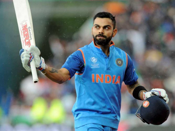 I visualise tough situations and then find solutions: Kohli