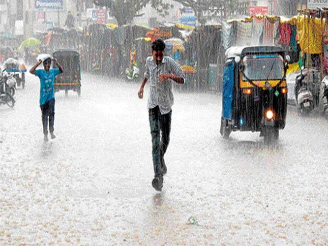 Monsoon intensifies, heavy rain lashes parts of state