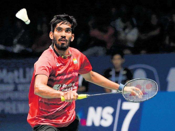 Srikanth downs World No 1, enters final