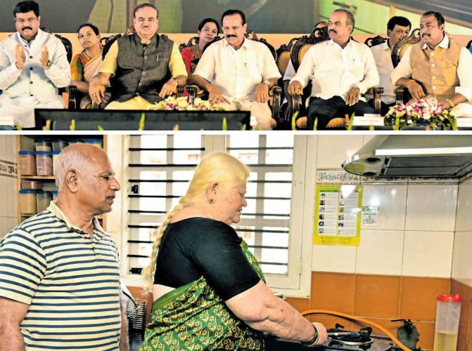 1st phase of PNG distribution launched in Bengaluru