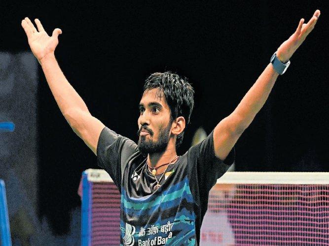 Super Srikanth reigns supreme