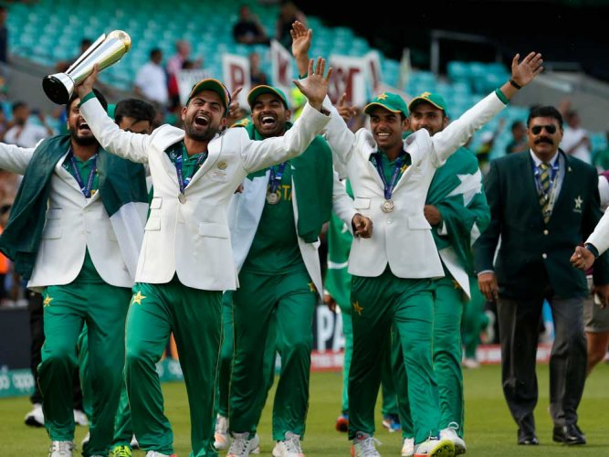 Pak army mocks India after Champions Trophy victory