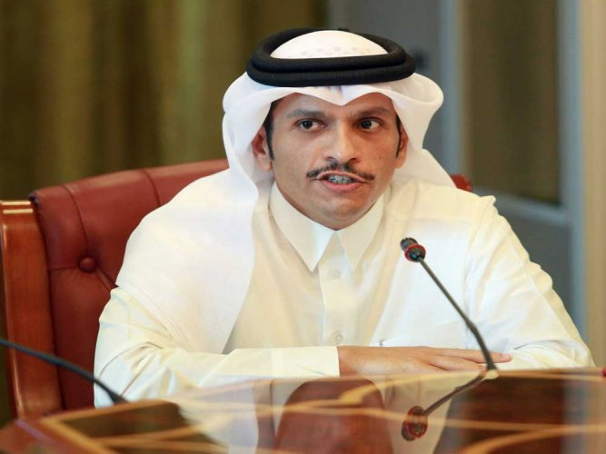 Qatar demands 'blockade' lifted before Gulf crisis talks