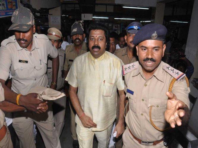 Charges framed against Sasikala's nephew Sudhakaran