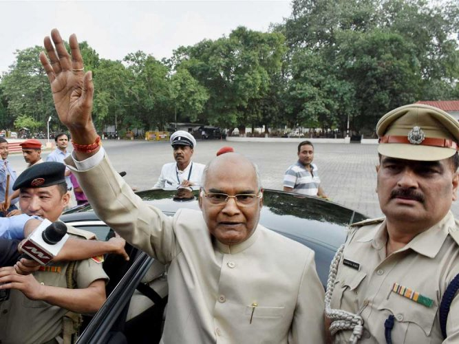 Narayanan to Kovind, a tale of two dalit presidents