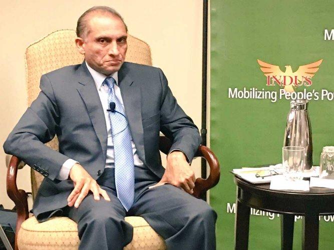 Afghan, Pak envoys engage in war of words before US audience