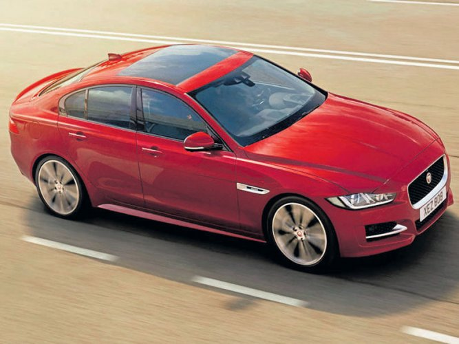 Jaguar introduces 2.0l diesel XE variant in India