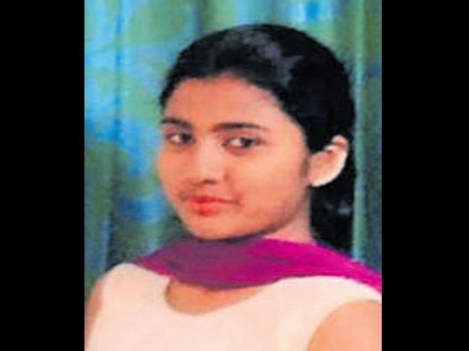 Post-revaluation, Bhadravathi girl stands 2nd in SSLC