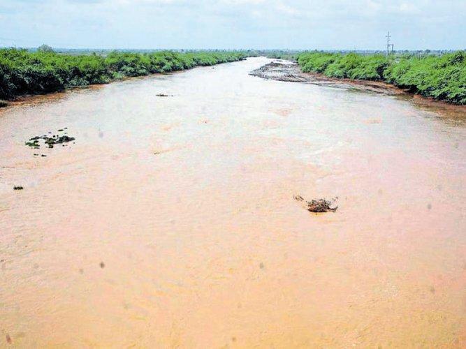 Heavy rain in parts of Uttara Kannada