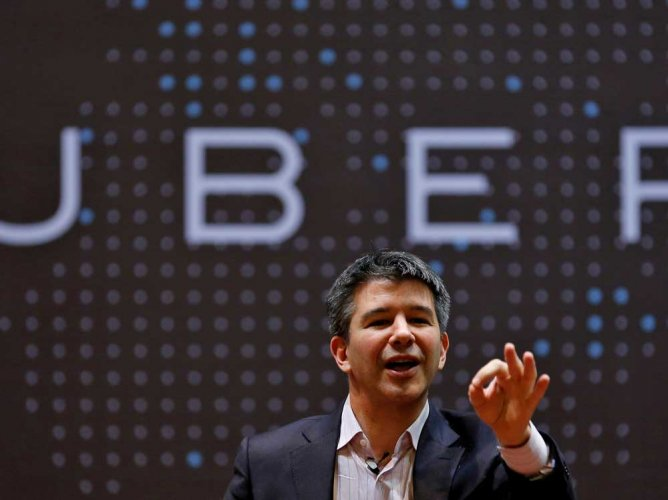 Uber CEO Kalanick gives in to shareholder pressure, resigns