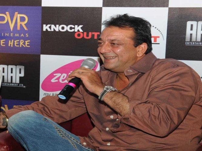 Sanjay Dutt attends iftar event in Dubai