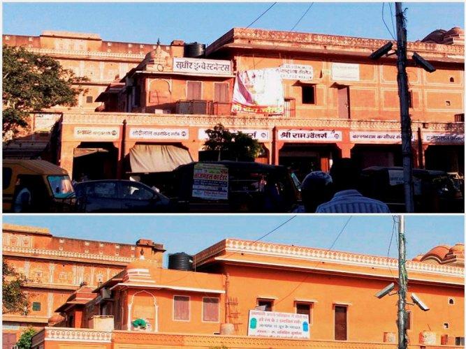 Eyeing 'smart' future, Jaipur polishes its heritage