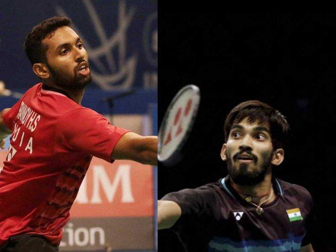 Srikanth, Prannoy improve in BWF ranking
