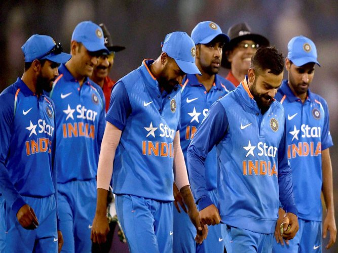 Kohli retains top spot, 5-0 win over WI to give India 2nd spot