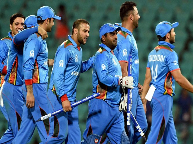 Afghanistan, Ireland granted Test status by ICC