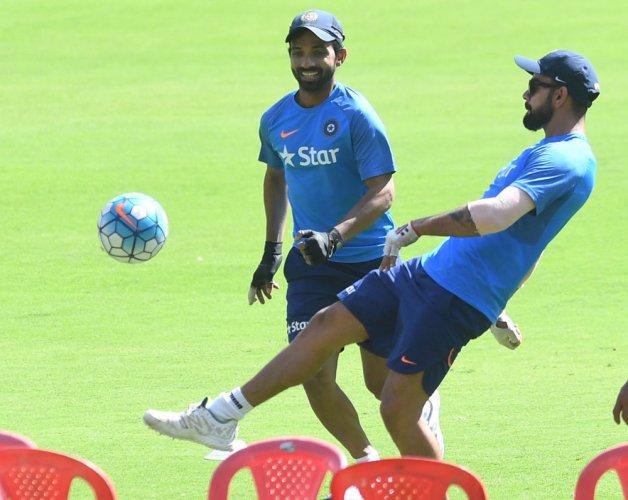 Ajinkya will open in all 5 ODIs in Windies: Kohli