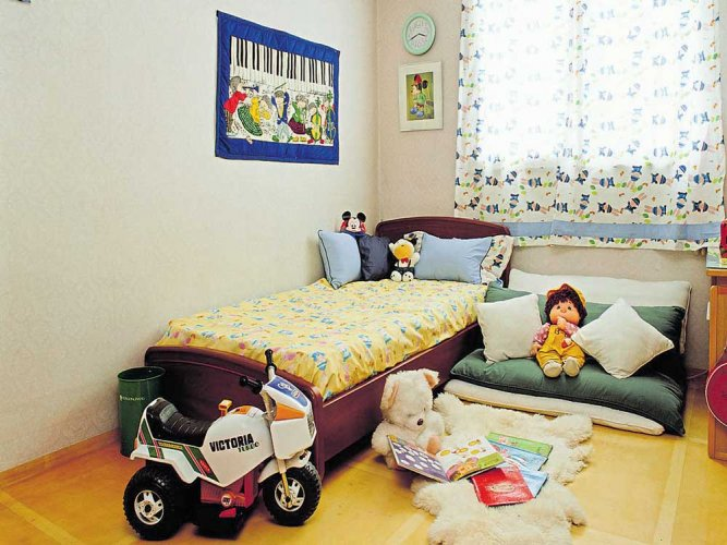 Customised space for your child