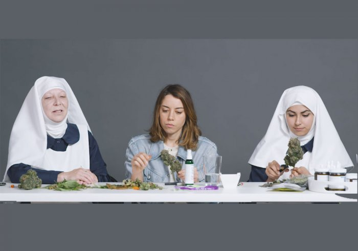 Watch: The 'Weed Nuns' are probably the coolest people ever