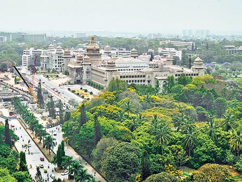 Bengaluru to be developed as smart city
