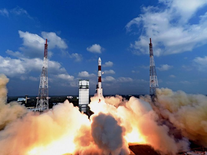 Stage set for GSAT-17 to blast off from French Guiana: ISRO