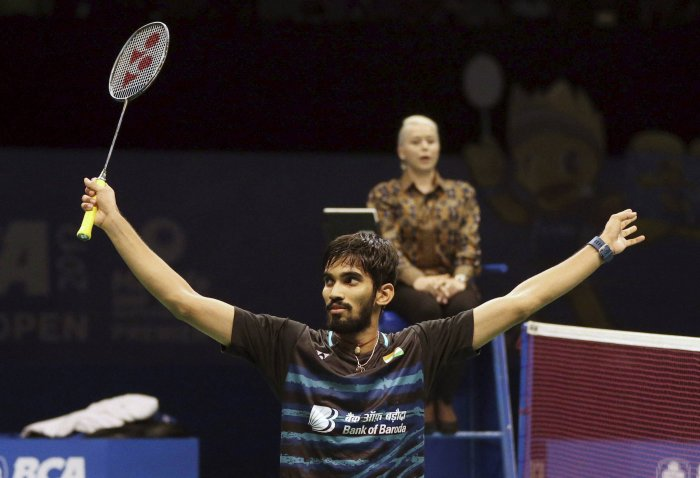 Srikanth in semis; Saina, Sindhu bow out of Australian Open