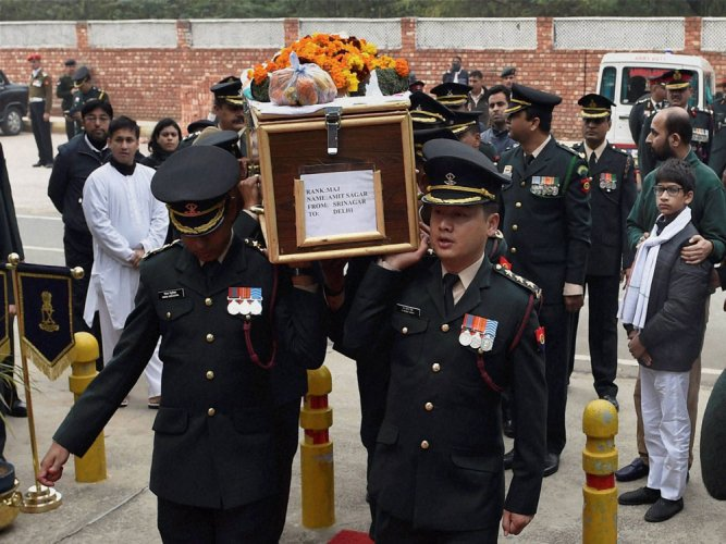 Ahead of son's birthday, Army jawan to return home in coffin